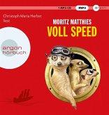 Voll Speed / Erdmännchen Ray & Rufus Bd.2 (1 MP3-CD)