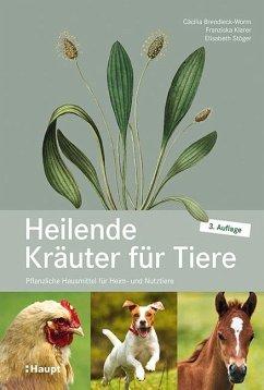Heilende Kräuter für Tiere - Brendieck-Worm, Cäcilia;Stöger, Elisabeth;Klarer, Franziska