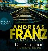 Der Flüsterer / Julia Durant Bd.20 (2 MP3-CDs)