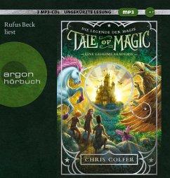 Eine geheime Akademie / Tale of Magic Bd.1 (2 MP3-CDs) - Colfer, Chris