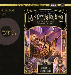 Die Macht der Geschichten / Land of Stories Bd.5 (2 MP3-CDs) - Colfer, Chris