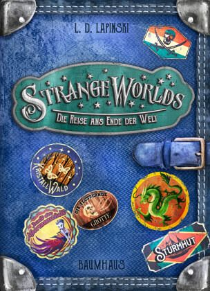 Buch-Reihe Strangeworlds