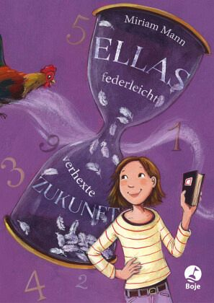Buch-Reihe Ellas verrückt-verrutschtes Leben