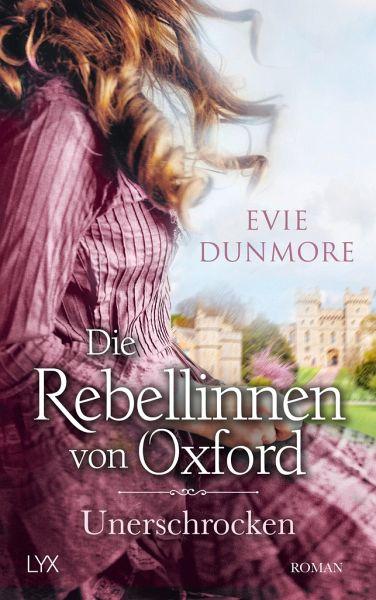 Buch-Reihe Die Rebellinnen von Oxford