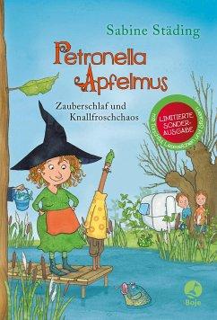 Zauberschlaf und Knallfroschchaos / Petronella Apfelmus Bd.2 (Sonderausgabe)