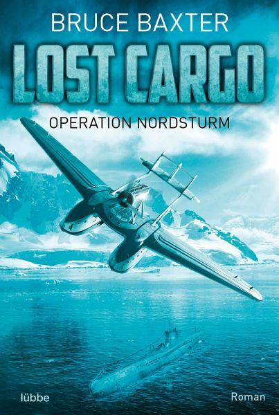 Buch-Reihe Lost Cargo
