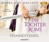 Flammentempel / Die Töchter Roms Bd.1 (Audio-CD)