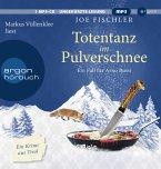 Totentanz im Pulverschnee / Ein Fall für Arno Bussi Bd.3 (1 Audio-CD)