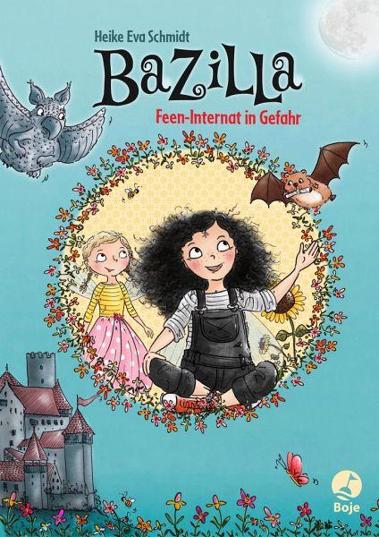 Buch-Reihe Bazilla