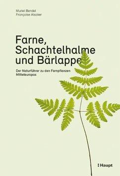 Farne, Schachtelhalme und Bärlappe - Bendel, Muriel;Alsaker, Françoise