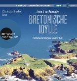 Bretonische Idylle / Kommissar Dupin Bd.10 (2 MP3-CDs)