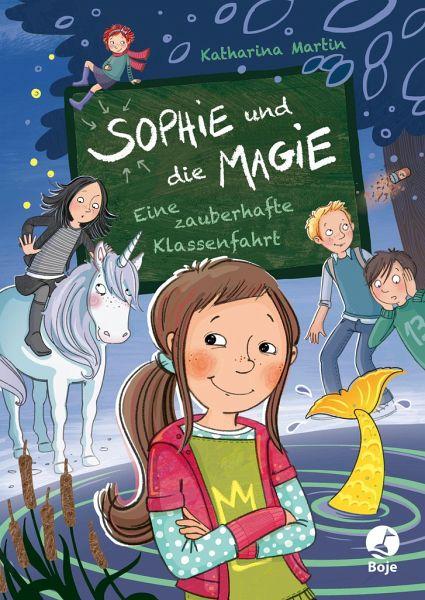Buch-Reihe Sophie und die Magie