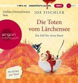 Die Toten vom Lärchensee, 1 Audio-CD, 1 MP3