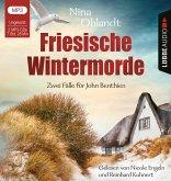 Friesische Wintermorde, 2 MP3-CD