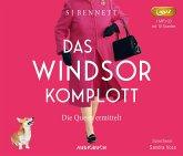 Das Windsor-Komplott / Die Fälle Ihrer Majestät Bd.1 (1 MP3-CD)