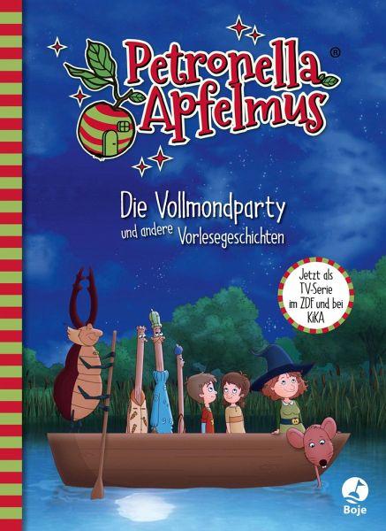 Buch-Reihe Petronella Apfelmus - Die TV-Serie