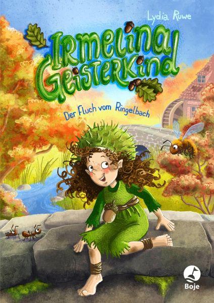 Buch-Reihe Irmelina Geisterkind