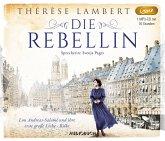 Die Rebellin / Außergewöhnliche Frauen zwischen Aufbruch und Liebe Bd.4 (1 MP3-CD)