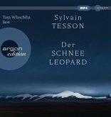 Der Schneeleopard, 1 MP3-CD