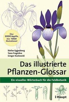 Das illustrierte Pflanzen-Glossar - Eggenberg, Stefan;Fragnière, Yann;Kozlowski, Gregor