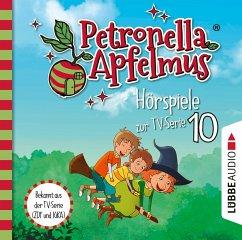 Petronella Apfelmus - Hörspiele zur TV-Serie 10, Audio-CD - Städing, Sabine