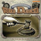 Professor van Dusen, Folge 24: Die Erde hat ihn wieder (MP3-Download)