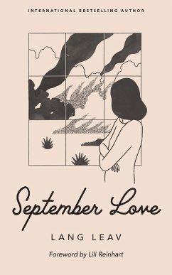 September Love (eBook, ePUB) - Leav, Lang