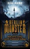 Berlin Monster - Nachts sind alle Mörder grau (eBook, ePUB)