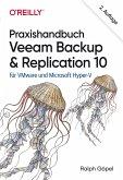 Praxishandbuch Veeam Backup & Replication 10 (eBook, PDF)