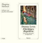 Flüchtiges Begehren / Commissario Brunetti Bd.30 (7 Audio-CDs)