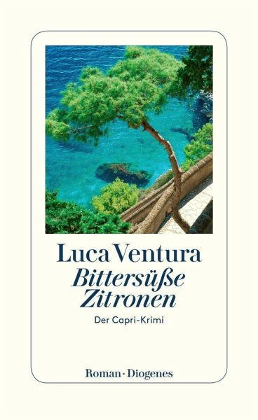 Buch-Reihe Capri-Krimi