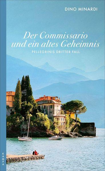 Buch-Reihe Marco Pellegrini