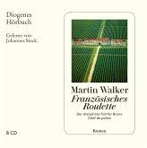 Französisches Roulette / Bruno, Chef de police Bd.13 (8 Audio-CDs)