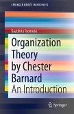 Organization Theory by Chester Barnard (eBook, PDF)