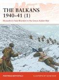 The Balkans 1940-41 (1) (eBook, ePUB)