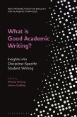 What is Good Academic Writing? (eBook, PDF)
