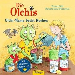 Die Olchis. Olchi-Mama backt Kuchen (Restauflage) - Dietl, Erhard; Iland-Olschewski, Barbara