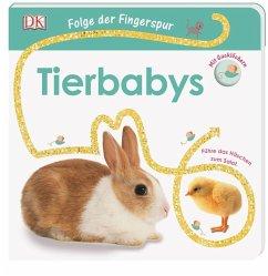 Folge der Fingerspur. Tierbabys (Restauflage) - Grimm, Sandra