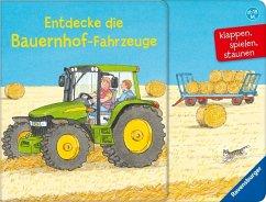 Entdecke die Bauernhof-Fahrzeuge (Restauflage) - Gernhäuser, Susanne