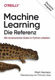 Machine Learning - Die Referenz (eBook, PDF)