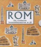 Rom, Die schönsten Sehenswürdigkeiten in 3D (Mängelexemplar)