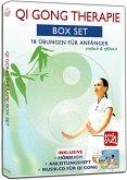 Qi Gong Therapie Box Set:18 Übungen Für Anfänger