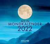 Mein Mondkalender 2022. Abreißkalender zum Aufstellen und Aufhängen