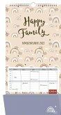 Happy Family - Familienplaner 2022