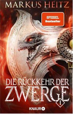 Die Rückkehr der Zwerge 1 / Die Zwerge Bd.6 - Heitz, Markus