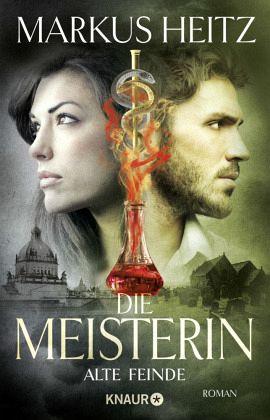 Buch-Reihe Die Meisterin