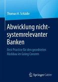 Abwicklung nicht-systemrelevanter Banken