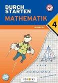 Durchstarten 4. Klasse - Mathematik Mittelschule/AHS - Lernhilfe