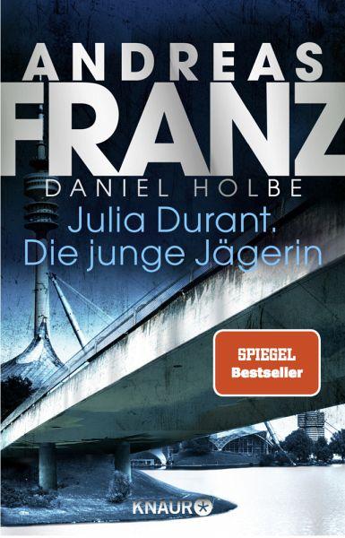 Buch-Reihe Julia Durant von Andreas Franz