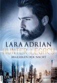 Begehren der Nacht / Hunter Legacy Bd.4 (eBook, ePUB)